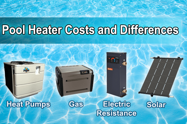 Pool Heater Cost And Differences Heat Pumps Gas Solar And Electrical Resistance Medallion
