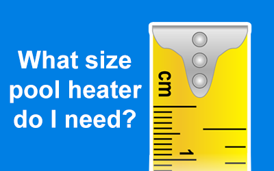 Pool heaters pool heat pumps in ground pool heaters - Swimming pool heating calculations ...