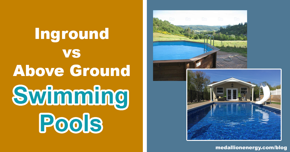 Inground vs above ground pools advantages and disadvantages for Swimming pool cost calculator