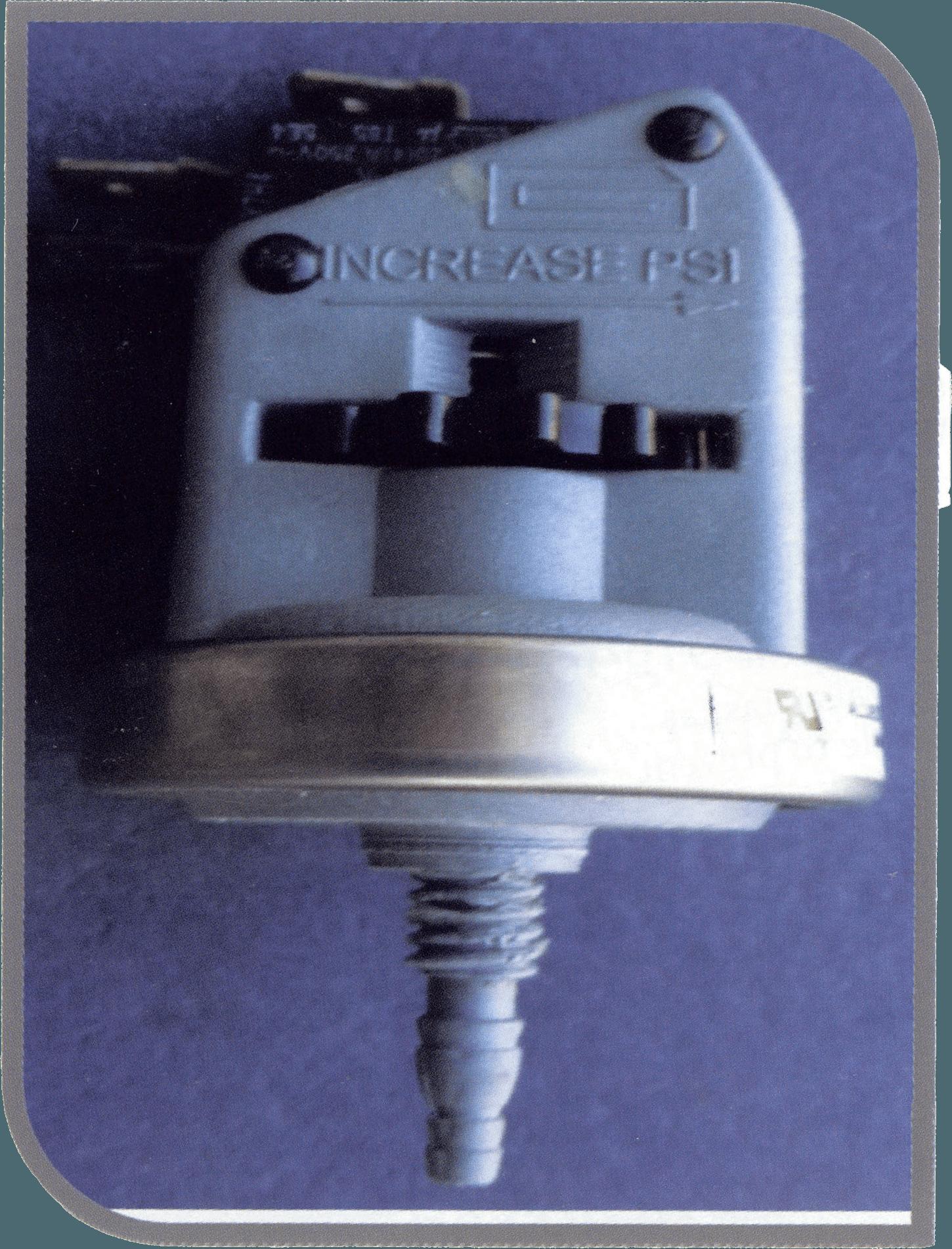 pool heater flow switch