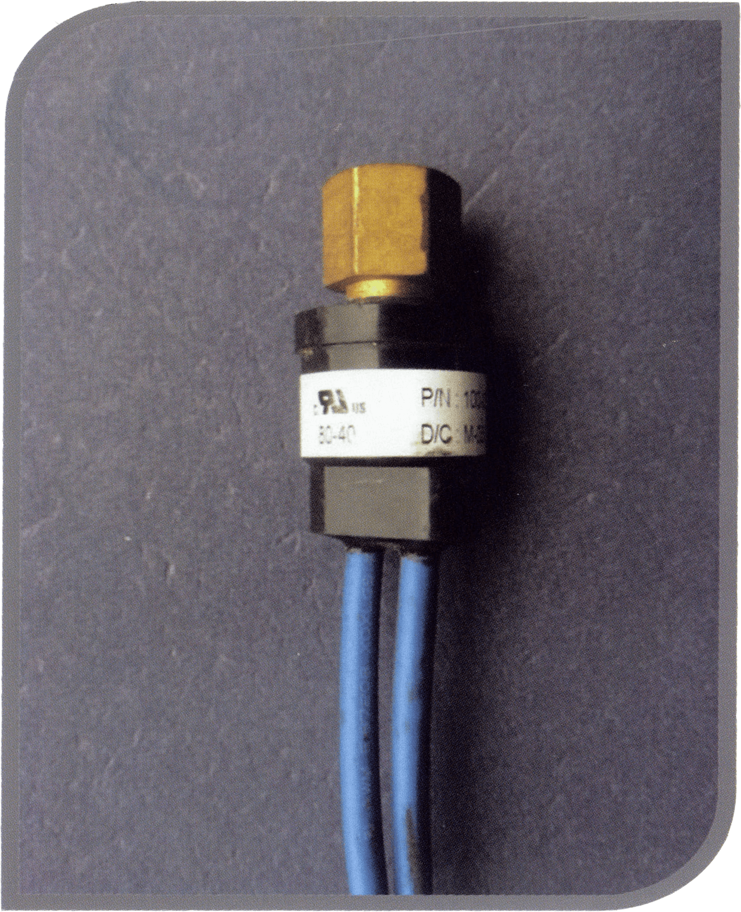 pool heater low pressure switch