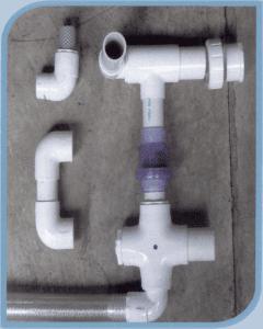 heat pump water manifold