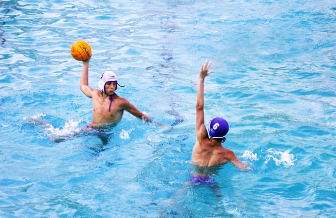water polo | swimming pool games for teenagers | swimming pool games for adults