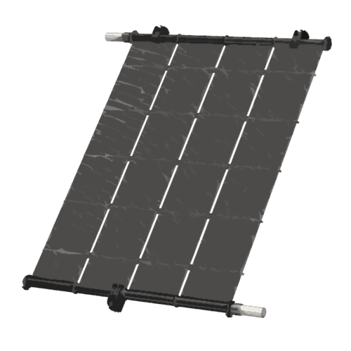 Build Your Own Solar Pool Heater For Under 100 Solar Pool Heater Solar Pool Heater Diy Pool Heater