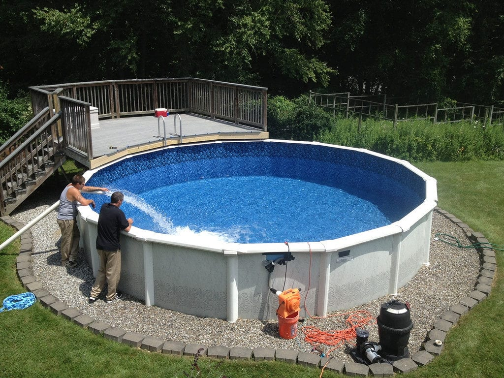 Inground vs Above Ground Pools | Advantages and Disadvantages