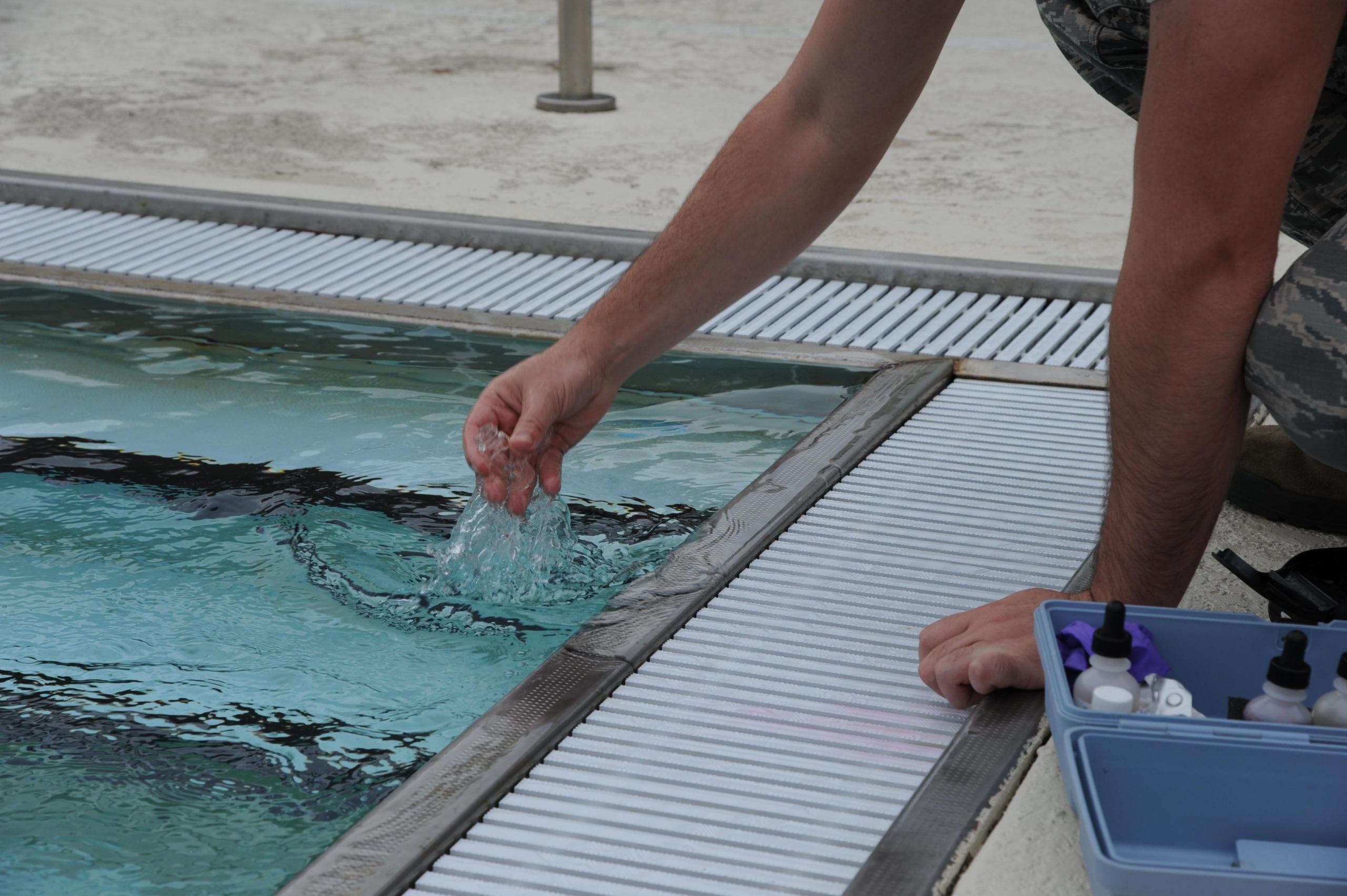 21 Pool Care Hacks That Make Pool Maintenance Easy Pool Heat Pumps Pool Heater Repair Pool Heater Parts