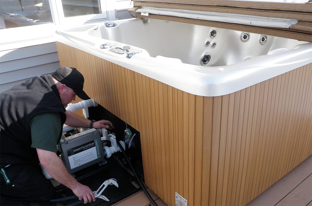 How To Winterize A Hot Tub In 7 Easy Steps Medallion Energy