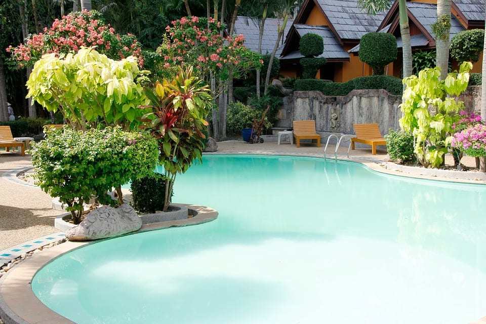 benefit of pool it adds visual appeal
