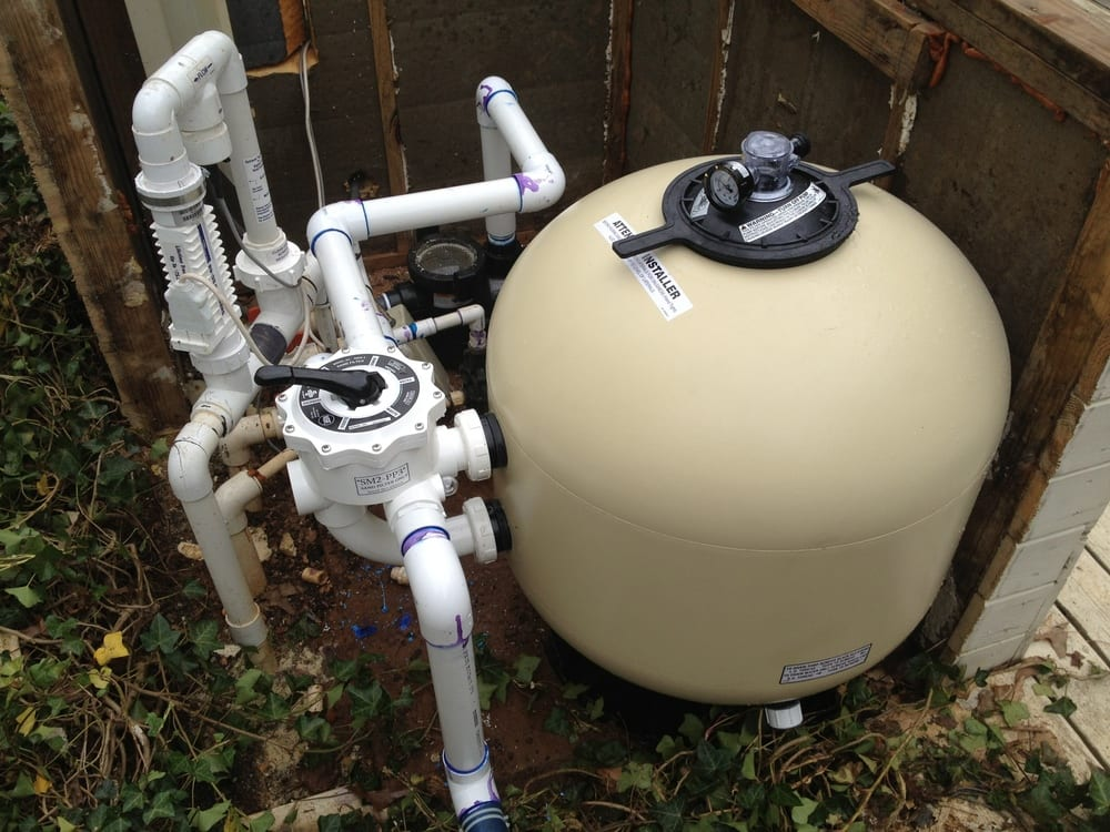 9 Ways To Improve Your Sand Filter How To Improve Sand