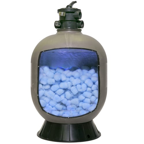 switch to pool filter sand alternative to improve sand pool filter