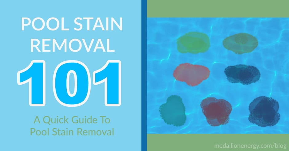 pool stain removal get rid of pool stains