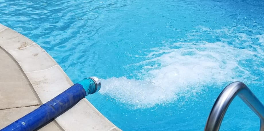 Understanding cyanuric acid cya how it affects chlorine pool heat pumps pool heater for Too much cyanuric acid in swimming pool
