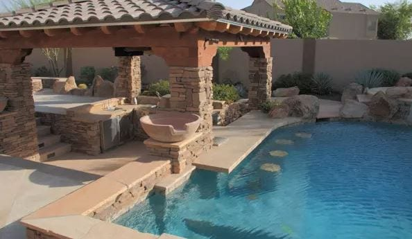 12 awesome swimming pool trends for 2018 beyond pool for Pool design trends