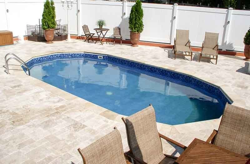 Small Inground Pool For Small Backyards