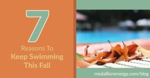 keep swimming this fall benefits of swimming in the fall