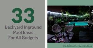 backyard inground pool ideas outdoor inground pool ideas